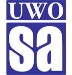 The University of Western Ontario Staff Association Footer Logo